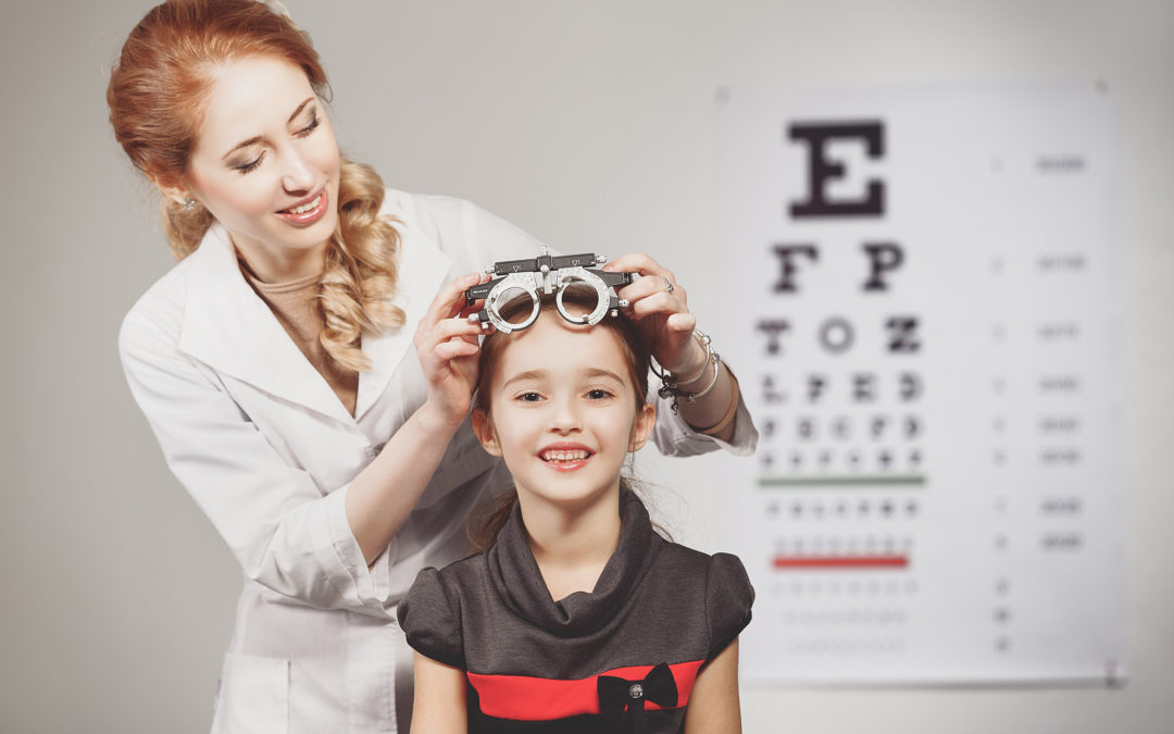 Children's Vision Exams
